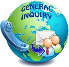 General Inquiry contact Contact download