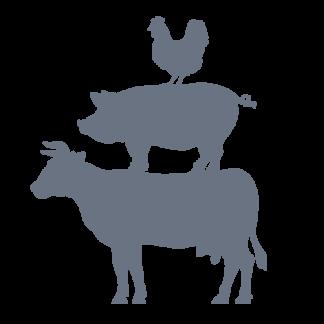 Livestock, Farm & Shelters